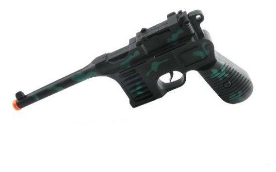 Игрушечный пистолет с трещоткой Shantou