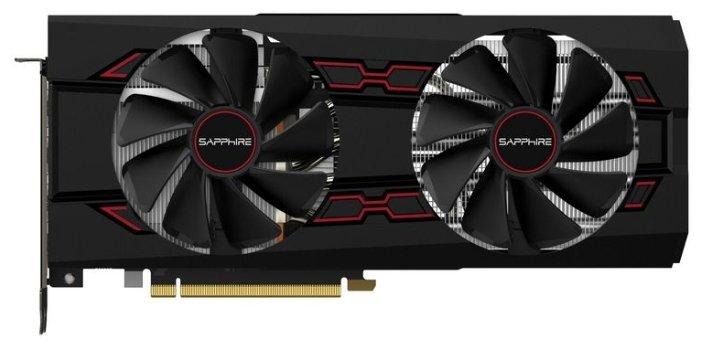 Видеокарта Sapphire Pulse Radeon RX Vega 56 1208Mhz PCI-E 3.0 8192Mb 1600Mhz 2048 bit HDMI HDCP