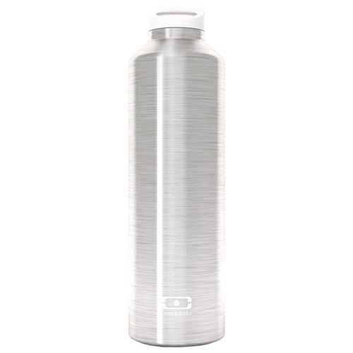 Термобутылка Monbento MB Steel (0,5 л) серебристый термос mb steel 0 5 л 23 8x7 см оникс 4011 01 002 monbento