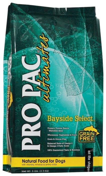 Корм для собак Pro Pac Ultimates Bayside Select Whitefish & Potato