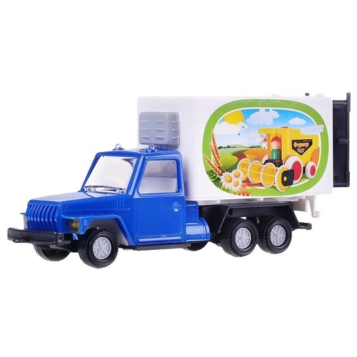 Купить Фургон Форма Урал (С-15-Ф) 20 см, Машинки и техника