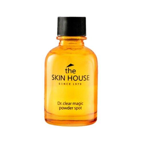 The Skin House Точечное средство от воспалений Dr.Clear magic powder, 30 мл skin accents magic spheres купить