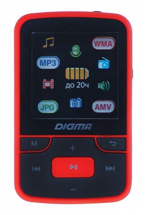 Digma Плеер Digma T3 8Gb