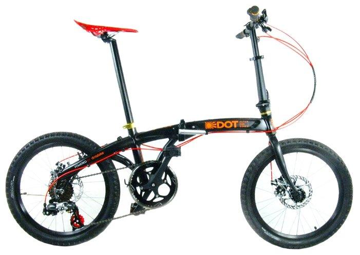 Городской велосипед DOTABIKE Custom XL