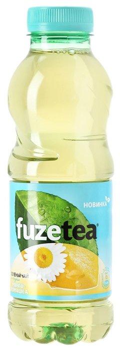 Чай fuzetea зеленый со вкусом Манго-Ромашка, ПЭТ