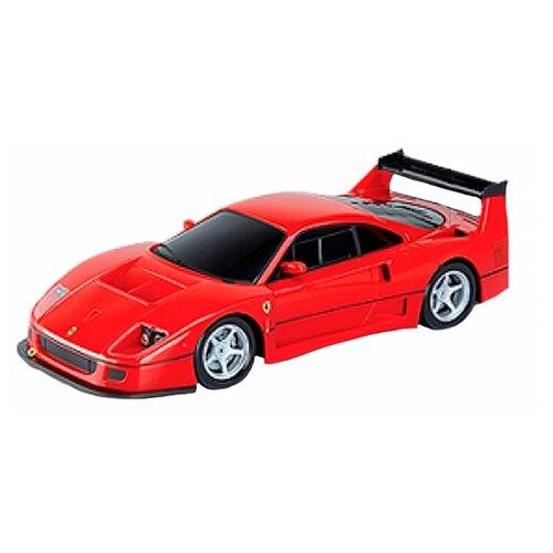 Фото - Легковой автомобиль MJX Ferrari F40 Competizione (MJX-8120) 1:20 22 см красный радиоуправляемые игрушки mjx радиоуправляемый автомобиль 1 20 ferrari california