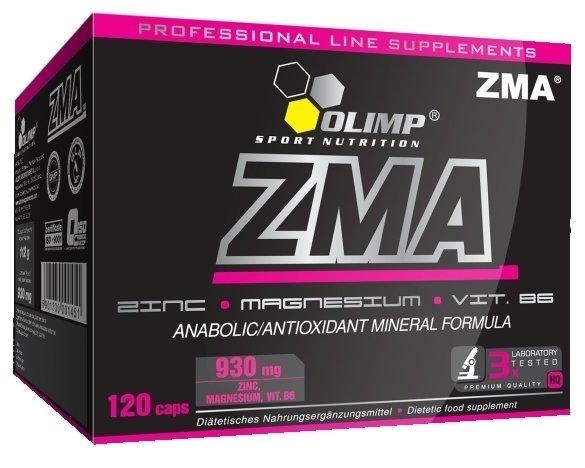 Olimp ZMA (120 шт.)
