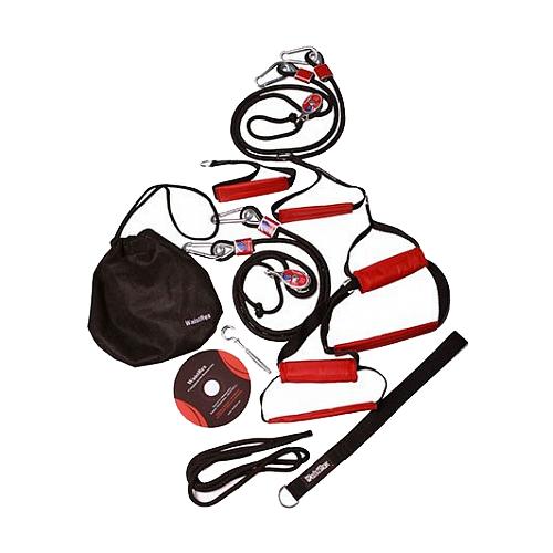 Эспандер универсальный WaistRex кардио черный/красный