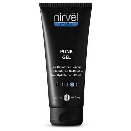 Nirvel Styling гель экстрасильной фиксации Punk Gel, 200 мл