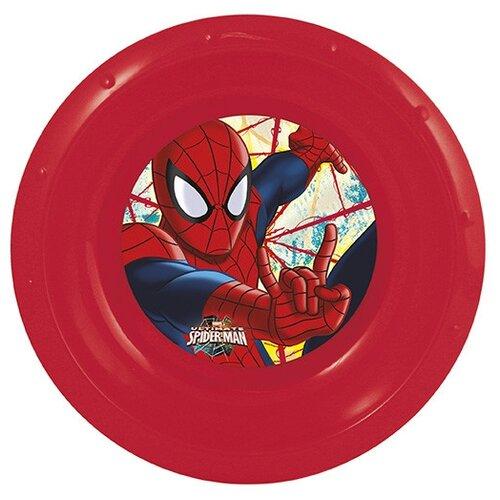 Stor Миска Человек-паук Красная паутина красный