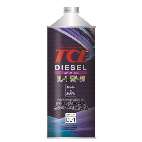 Моторное масло TCL Diesel 5W-30 DL-1 1 л