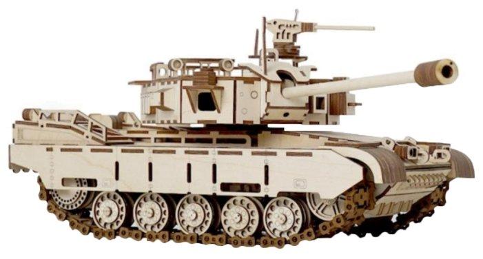 Сборная модель Lemmo Танк Кайман (Т-1),,