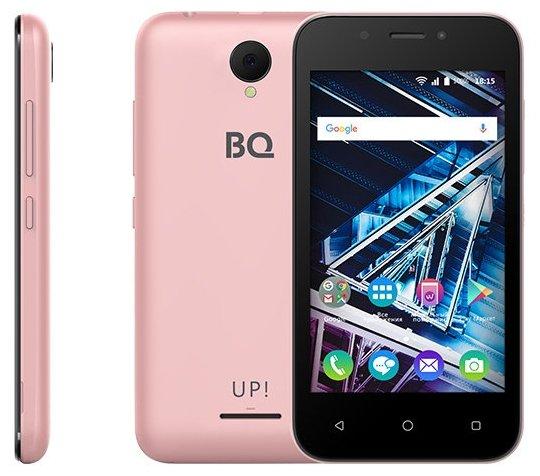 Смартфон BQ 4028 UP! — купить по выгодной цене на Яндекс.Маркете