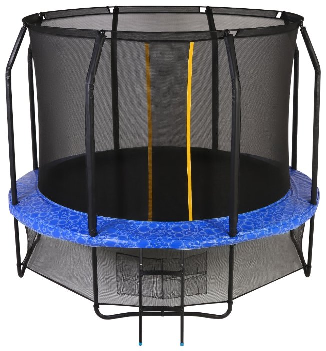 Батут с сеткой Swollen Prime 10 FT Blue (305 см)
