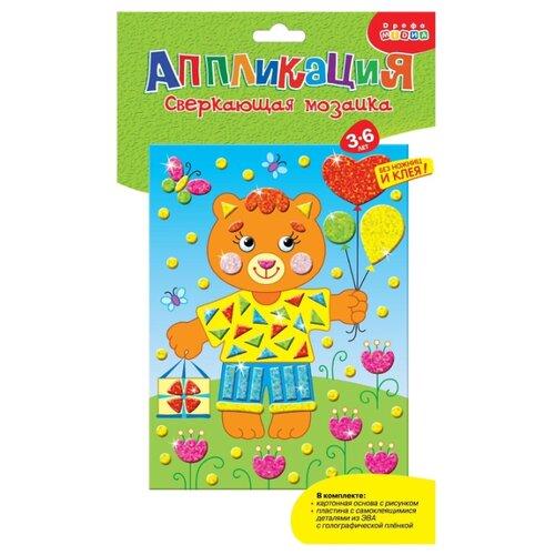 Дрофа-Медиа Сверкающая мозаика. Медвежонок (3284)