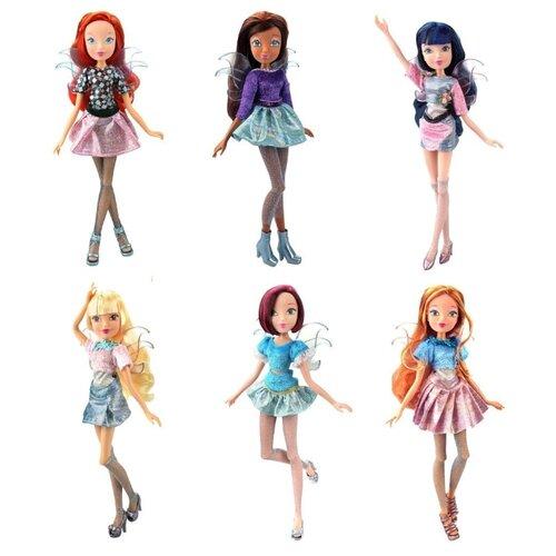 Кукла Winx Club WOW Лофт, 27 см, IW01461700 цена 2017