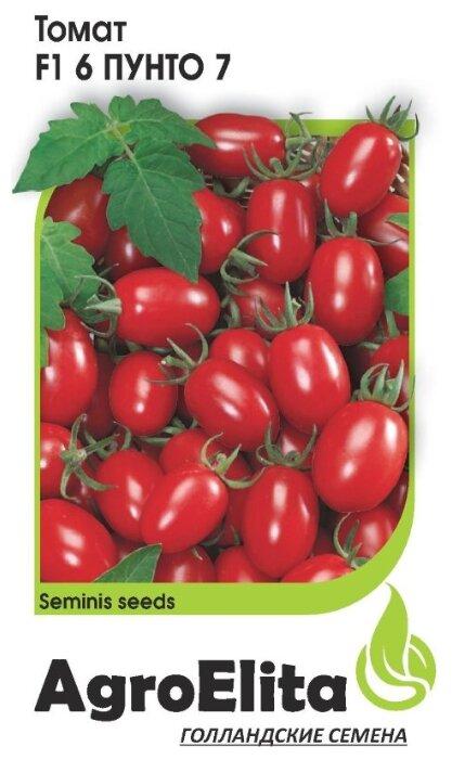 Семена Гавриш AgroElita Томат 6 Пунто 7 F1 10 шт.
