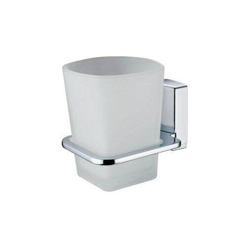 Стакан для зубных щеток WasserKRAFT Leine K-5028 хром