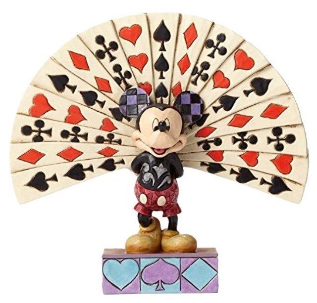 Enesco Карточная игра Микки Маус 4050405