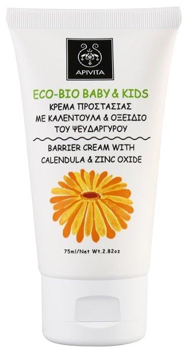 Apivita Eco-Bio Крем защитный с календулой и оксидом цинка