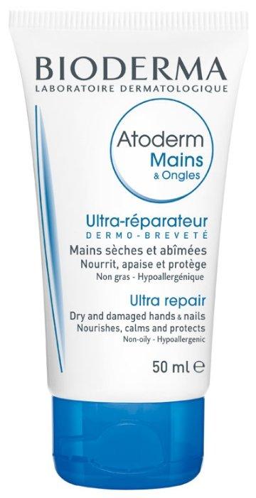 Крем для рук и ногтей Bioderma Atoderm 50 мл