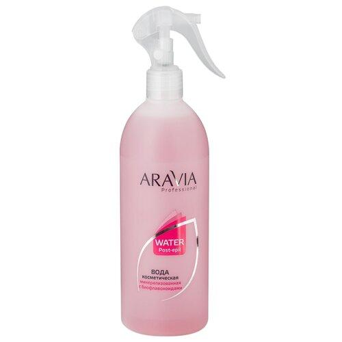 ARAVIA Professional Вода косметическая после депиляции Professional минерализованная с биофлавоноидами 500 мл