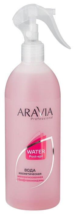 Aravia Вода косметическая после депиляции Professional минерализованная с биофлавоноидами