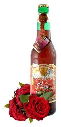 Лимонад Святой Грааль Роза