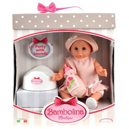 Купить Кукла Dimian Bambolina с аксессуарами, 36 см BD1621, Куклы и пупсы