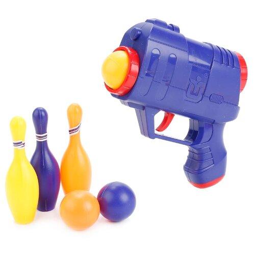 Купить Бластер Играем вместе (B1557233-R), Игрушечное оружие и бластеры