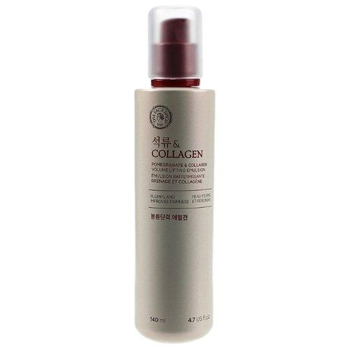 TheFaceShop Pomegranate And Collagen Volume Lifting Emulsion Лифтинг-эмульсия для лица с гранатом и коллагеном, 140 мл