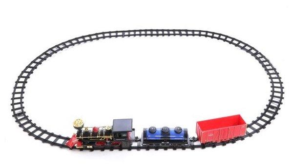 железная дорога Голубая стрела Стартовый набор, GS-87303