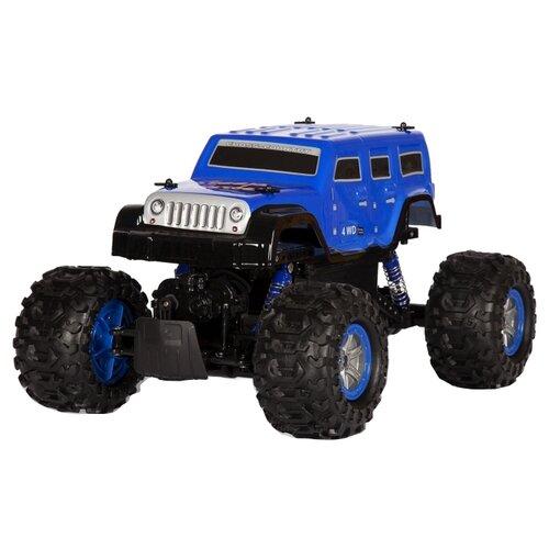 Купить Внедорожник Mioshi Tech Мегакросс (MTE1201-123) 1:12 35 см синий, Радиоуправляемые игрушки