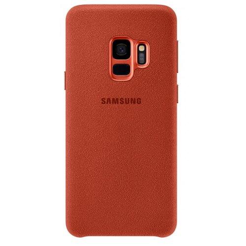 Купить Чехол Samsung EF-XG960 для Samsung Galaxy S9 красный