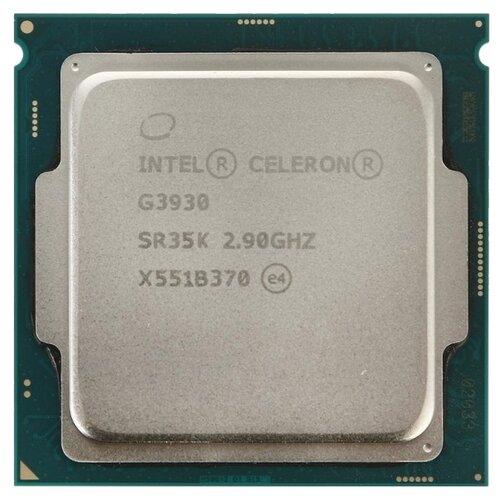 Процессор Intel Celeron G3930, OEM