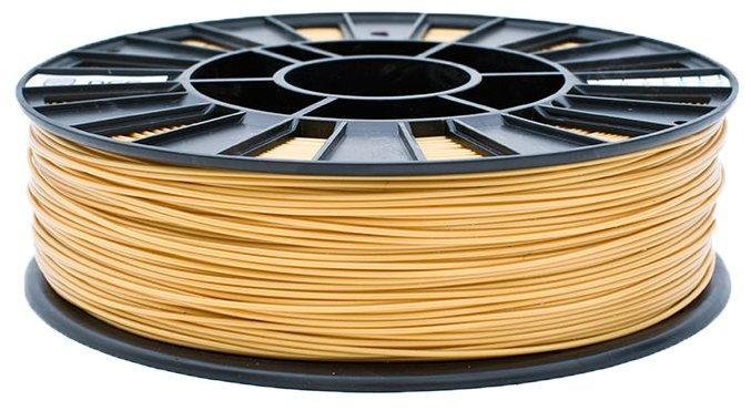 ABS пруток REC 1.75 мм золотой