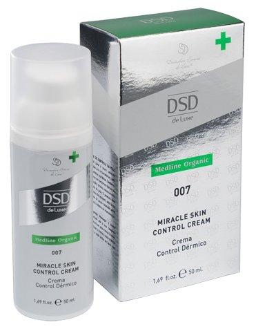 Divination Simone DeLuxe 007 MEDLINE ORGANIC Миракл Скин Контрол крем для кожи головы
