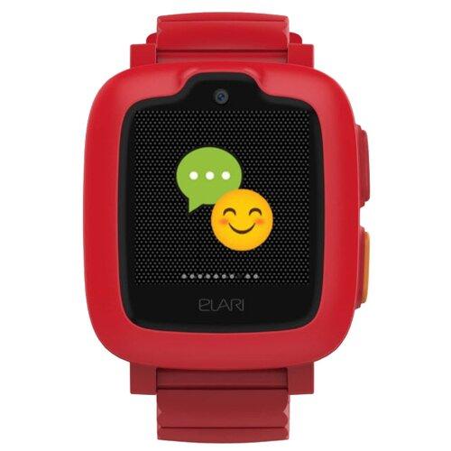 Детские умные часы ELARI KidPhone 3G, красный недорого