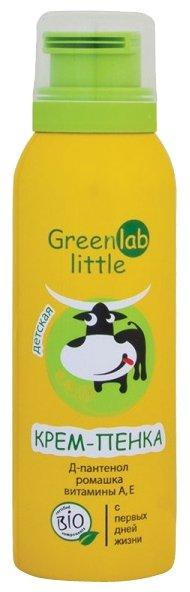 GreenLab Крем-пенка детская с пантенолом