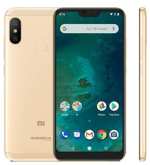 Смартфон Xiaomi Mi A2 Lite 3/32GB Android One