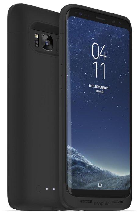 Чехол-аккумулятор Mophie Juice Pack для Samsung Galaxy S8