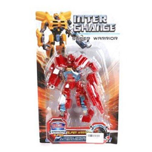 Купить Трансформер Shantou Gepai Inter Change DY2688/1/3 красный, Роботы и трансформеры