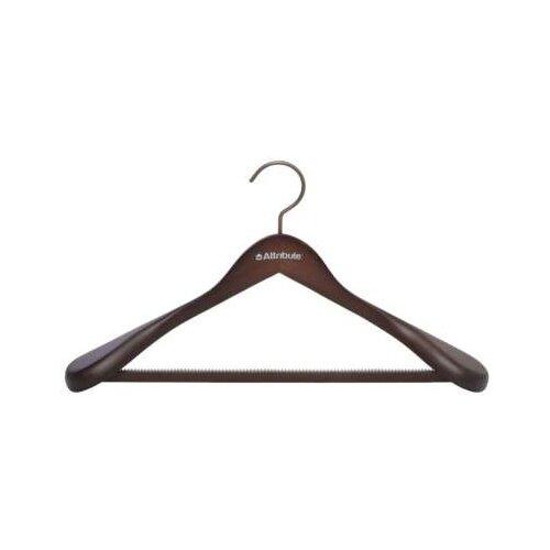 Вешалка Attribute Для верхней одежды Prestige коричнево-черный