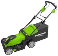 Газонокосилка greenworks 2505207 GLM1240