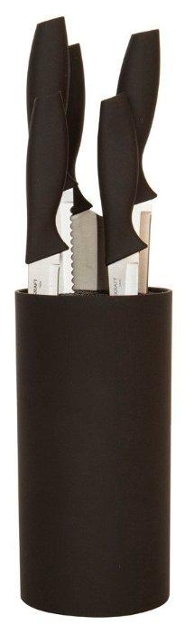 Набор BERKRAFT Malta 5 ножей с подставкой