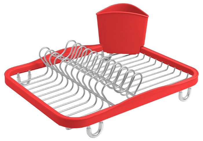 Сушилка для посуды Umbra Sinkin 35.6х28х14 см