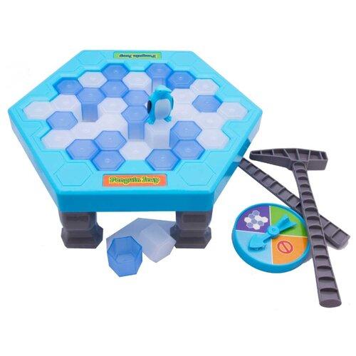 Настольная игра Di hong Ловкий пингвин 61788Настольные игры<br>