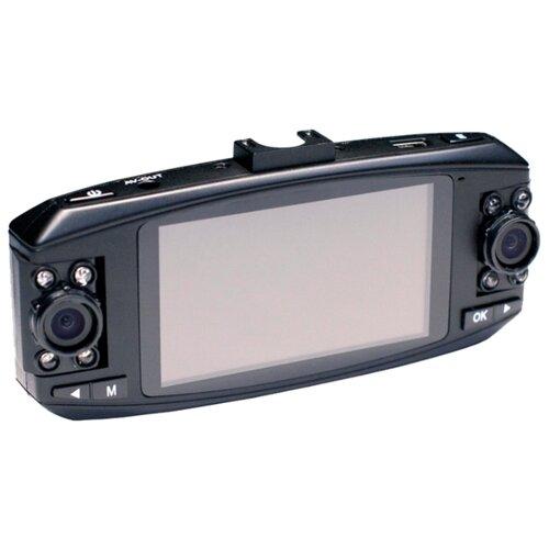 Видеорегистратор Camshel DVR 220, 2 камеры черный