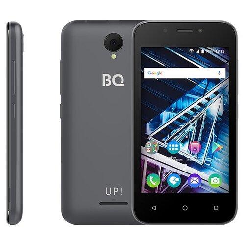 Смартфон BQ 4028 UP! серый смартфон bq bq 4028 up gray