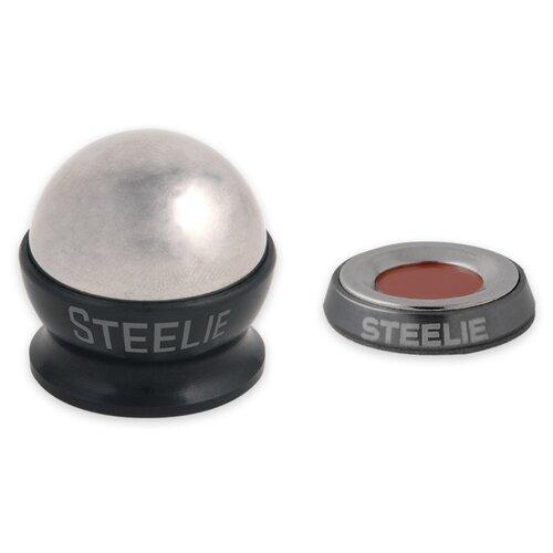 Магнитный держатель Nite Ize STEELIE DASH MOUNT KIT (STCK-11-R8) черный/серебристый
